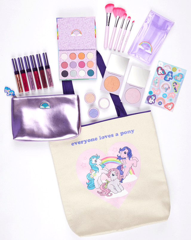 Review and Swatch: ColourPop's My Little Pony Eyeshadow